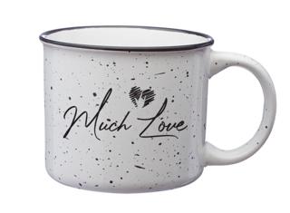 Much Love Coffee Mug