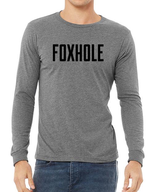 Foxhole Long Sleeve Shirt