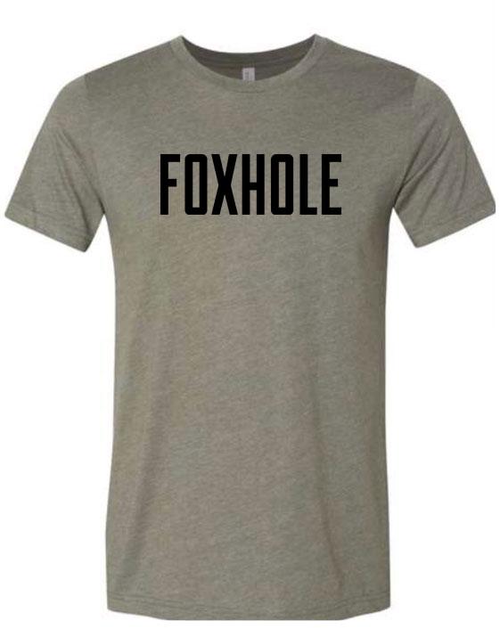 Foxhole Military Green Tee